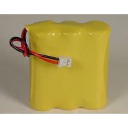 Ultralast 3.6V 600mAh NiCad Cordless Phone Battery, BATT-242