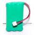 Ultralast GE 5-2628 3.6V 750mAh NiMH Cordless Phone Battery, BATT-2660