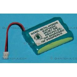 Ultralast Graco Baby Monitor 2795 3.6V 750mAh NiMH Battery, BATT-2795