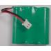 Ultralast 3.6V 1200mAh NiMH Cordless Phone Battery, BATT-345