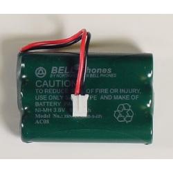 Ultralast Northwestern Bell 36580 3.6V 650mAh NiMH Cordless Phone Battery, BATT-36580