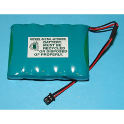 Ultralast 6V NiMH 1800mAh Cordless Phone Battery, BATT-516