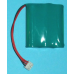 Ultralast 3.6V NiMH 1800mAh Cordless Phone Battery, BATT-52699