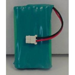 Ultralast AT&T 577 3.6V 800mAh NiMH Cordless Phone Battery, BATT-577