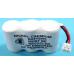 Ultralast 3.6V 600mAh NiCad Cordless Phone Battery, BATT-5922