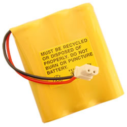 Ultralast 3.6V 600mAh NiCad Cordless Phone Battery, BATT-9910