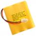 Ultralast 3.6V 600mAh NiCad Cordless Phone Battery, BATT-9910