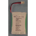 Ultralast Cygnion DG200 3.6V 750mAh NiMH Cordless Phone Battery, BATT-DG200