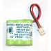 Ultralast 3.6V NiMH 400mAh Cordless Phone Battery, BATT-FF940