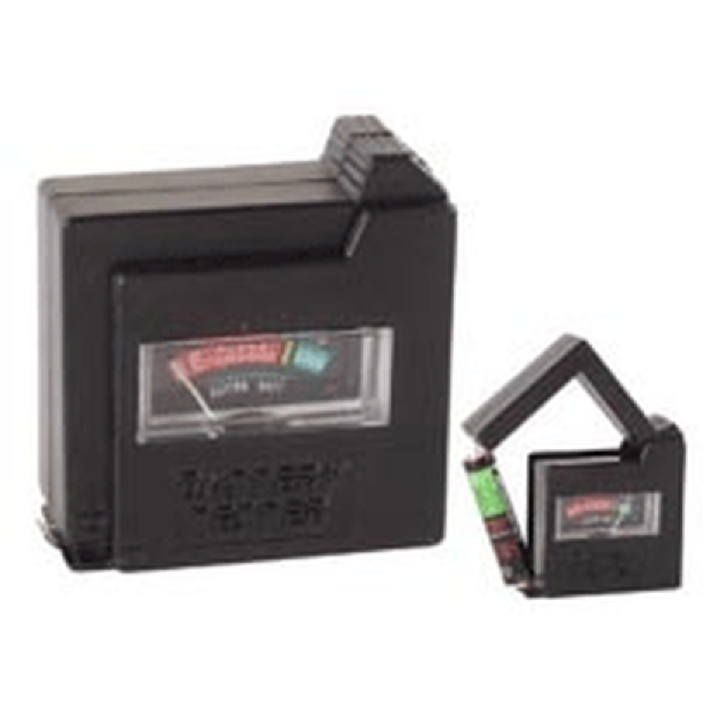 Velleman Multi-Purpose Battery Tester with LCD Display