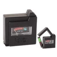 Velleman Pocket Battery Tester for AAA, AA, C, D, 9V - BATTEST