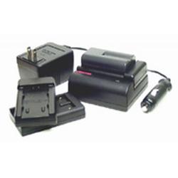Omnisource Univ. AC/DC Li-Ion Camcorder Battery Charger BCVL44