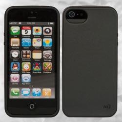 Nite Ize iPhone 5 Organic Smartphone BioCase, Black