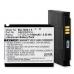 Samsung SPH-M900 3.7V 1500mAh Li-Ion Cell Phone Battery, BLI-1024-105