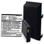 Motorola Droid 2 Global 3.7V 2300mah Cell Phone Battery, BLI-1114-2.3