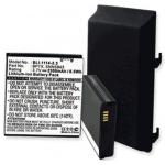 Motorola Droid 2 Global 3.7V 2300mah Cell Phone Battery, BLI-1114-2.3