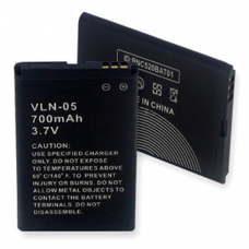 Pantech C520 3.7V 700mAh Li-Ion Cell Phone Battery, BLI-1125-07