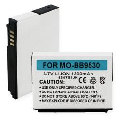 Blackberry Curve 3.7V 1300mAh Li-Ion Cell Phone Battery, BLI-1150-1.3