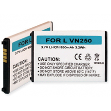 LG VN250 / Cosmos 3.7v 850mAh Replacement Cell Phone Battery, BLI-1171-08
