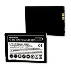 LG ALLY VS740 3.7V 1500mAh LI-ION Cell Phone Battery, BLI-1180-105
