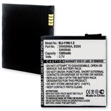 Motorola SNN5846 3.7v 1200mAh cell phone battery, BLI-1190-1.2
