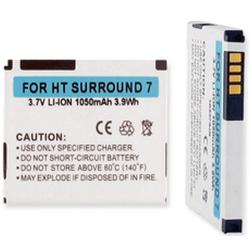 HTC Surround 3.7V 1050mAh Cell Phone Battery, BLI-1208-1
