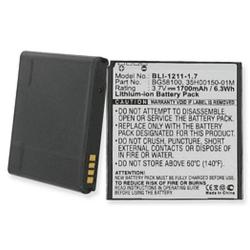 HTC Sensation 4G 3.7V 1700mah Li-Ion Cell Phone Battery, BLI-1211-107