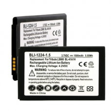 LG BL-41A1H 3.7V 1500mAh LI-Ion Cell Phone Battery, BLI-1224-105