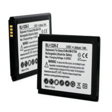 Samsung Galaxy S3 Mini 3.8V 2000mAh Li-Ion Cell Phone Battery, BLI-1226-2