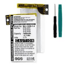 Apple iPhone 3G S 3.7V 1200mah Li-Ion Cell Phone Battery