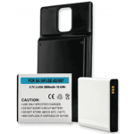 Samsung Infuse 4G 3.7V 2800mah Cell Phone Battery, BLI-1245-2.8