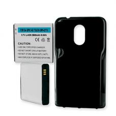 Samsung EPIC TOUCH 4G 3.7v 2400mAh Extended Cell Phone Battery, BLI-1248-204