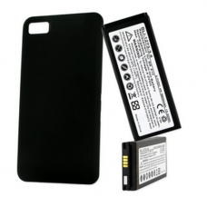Blackberry Z10 3.7V 3600mah Li-Ion Long Life Cell Battery with Black Cover, BLI-1273-306