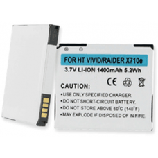 HTC Raider 4G 3.7v 1400mAh Cell Phone Battery, BLI-1280-104