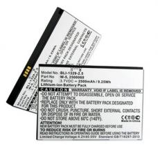 NETGEAR W-5 AIRCARD 3.7V 2500mAh Li-Ion Cell Phone Battery, BLI-1329-205