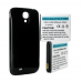 SAMSUNG GALAXY S 4 GT-I9500 3.8V 5200mAh LI-ION NFC Cell Phone Battery, Black Cover, BLI-1341-502B