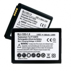 LG OPTIMUS F7 3.7V 1800mAh LI-Ion Cell Phone Battery, BLI-1353-108