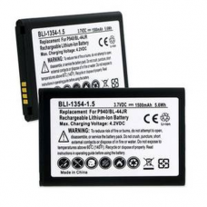 LG PRADA 3.7V 1500mAh LI-Ion Cell Phone Battery, BLI-1354-105