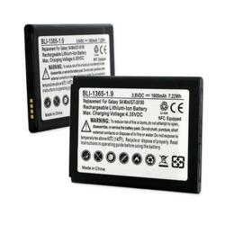 SAMSUNG GALAXY S4 MINI 3.8V 1900mAh LI-ION Cell Phone Battery, BLI-1365-1.9