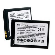 HUAWEI PRISM II U8686 3.7V 1500mAh Li-Ion Cell Phone Battery, BLI-1377-105