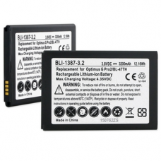 LG OPTIMUS G PRO 2 3.8V 3200mAh LI-Ion Cell Phone Battery, BLI-1387-302