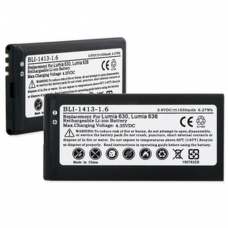 Nokia BL-5H 3.7v 1650mAh Li-Ion Cell Phone Battery, BLI-1413-106