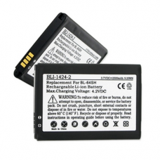 LG VOLT 3.8V 2500mAh Li-Ion Cell Phone Battery, BLI-1424-2