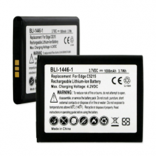 KYOCERA HYDRO EDGE 3.7V 1000mAh LI-ION Cell Phone Battery, BLI-1446-1