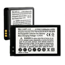 KYOCERA SCP-58LBPS 3.7V 1200mAh LI-ION Cell Phone Battery, BLI-1447-102