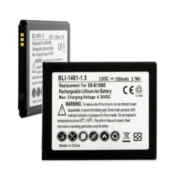 SAMSUNG GALAXY ACE STYLE 3.8V 1500mAh LI-ION Cell Phone Battery, BLI-1461-105