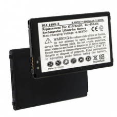 LG BL-45A1H 3.8V 2000mAh Li-Ion Cell Phone Battery, BLI-1495-2