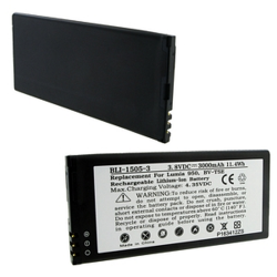 Nokia BV-T5E 3.8V 3000mAh Li-Ion Cell Phone Battery, BLI-1505-3