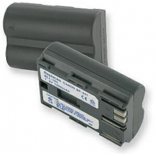 Canon BP-511 7.4V 1400mAh Li-Ion Camcorder Battery, BLI-193
