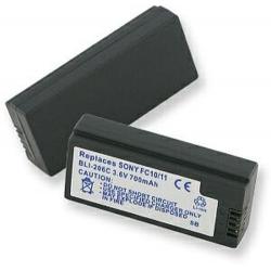 Sony NP-FC10, NP-FC11 3.6V 675mAh Digital Camera Battery, BLI-206C